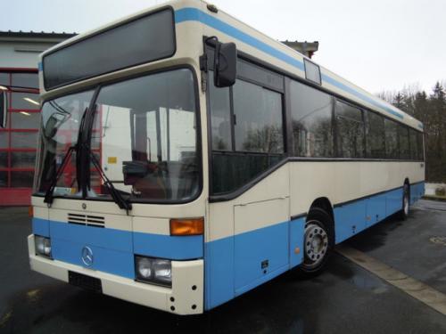 Новый городской автобус